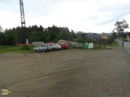 Borová Lada parkoviště