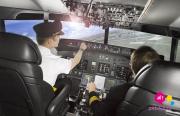 Simulátor Boeingu 737