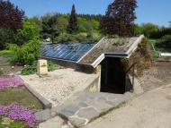 Botanická zahrada - skleník