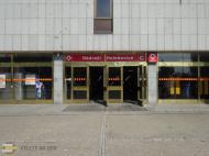 Metro C nádraží Holešovice