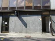 Metro C nádraží Holešovice WC