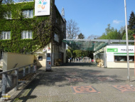 Zoo Praha vchod