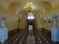 Zámek Troja interier