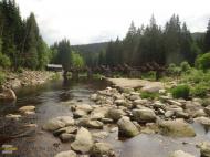 hradlový most Rechle