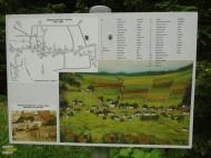 Památník bývelé osady Samoty