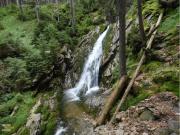 Vodopád Bíla strž