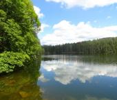 Čertovo a Černé jezero