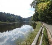 Vlakem do Dívčic, Hluboká nad Vltavou, České Budějovice