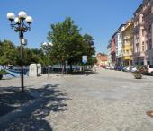 Náměstí České Budějovice, Římov a zpět
