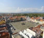 Centrum Českých Budějovic
