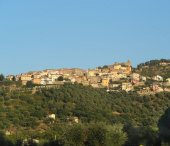 Follonica, starobylý hrad Scarlino