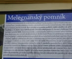 Melegnaský pomník