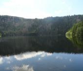 TIP: Špičácké sedlo, Černé jezero a vodopád Bíla strž