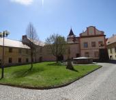 Horažďovice zámek a aquapark