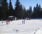 Běžecký areál Zadov - Churáňov