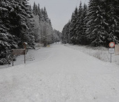 Běžkařské trasy Pláně, Zadov - Churáňov