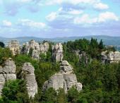 Naučná stezka Hruboskalsko