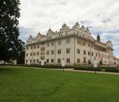 Zámek Litomyšl a klášterní zahrady