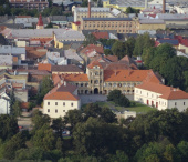 Zámek Moravská Třebová + rozhledna