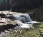 Špindlerův Mlýn - vodopády