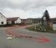 Odbočka na hlavní silnici v Doudlebech