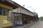 Vlakové nádraží Český Krumlov
