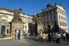 Hlavní brána Pražského hradu