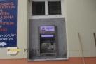 Bankomat v budově muzea (Kvilda)