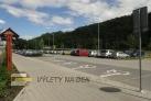 Nádraží a parkoviště Ústí nad Orlicí
