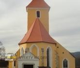 Kostelík v Černicích
