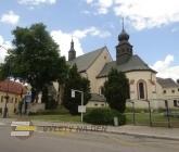 Klášter s kostelem sv. Kateřiny