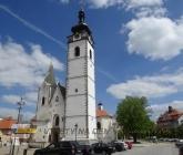 Kostel s vyhlídkovou věží