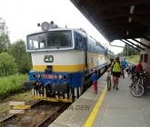 Vlaková stanice Nové Údolí