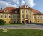 Zámek (augustiniánský klášter) v Borovanech