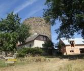 Zřícenina hradu Haselburg