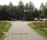 Parkoviště a zastávka Svinná Lada