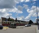 Parkoviště u nádraží