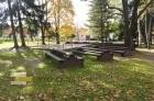 Rozcestí u rybníka v Kamenném Újezdě