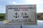 Přívoz Kostelec - Purkarec