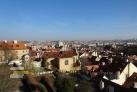 Výhled z Hradčanského náměstí