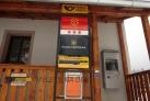 Pošta v informačním středisku (Prášily)