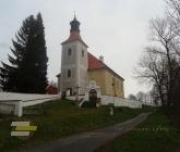 Kostel Sv. Vincence a keltské hradiště v okolí
