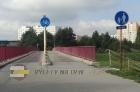 Most pro cyklisty a chodce