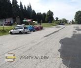 Churáňov parkoviště (výchozí bod)