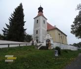 Farní kostel Doudleby