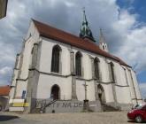 Kostel Nanebevzetí Panny Marie s věží