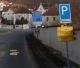 Křižovatka na Hluboké nad Vltavou