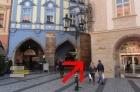 Melantrichova ulice vedoucí na Václavské náměstí