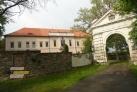 Zámek Štěkeň