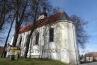 Kostel v Borovanech